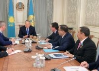 ГлаваРК обсудил сДмитрием Рогозиным развитие космодрома Байконур