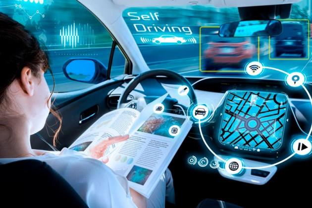 Toyota иSoftBank будут разрабатывать беспилотные автомобили