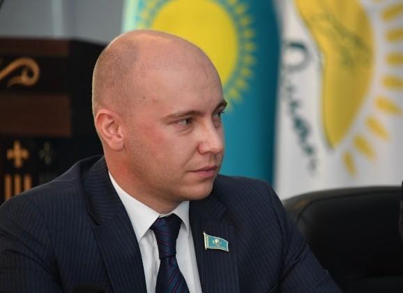 ВАлматинском филиале партии Нур Отан назначение