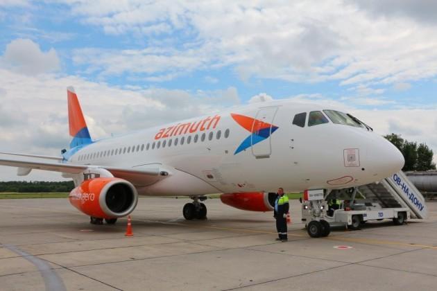 «Азимут» планирует открыть рейсы изРостова-на-Дону вАлматы