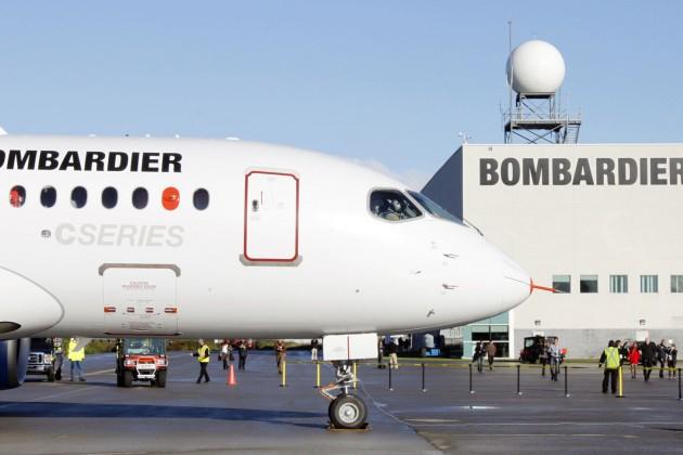 Bombardier продаст два подразделения