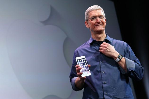 Apple сократила прогноз по выручке