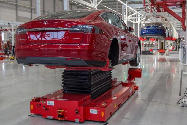 Tesla отчиталась о рекордном производстве