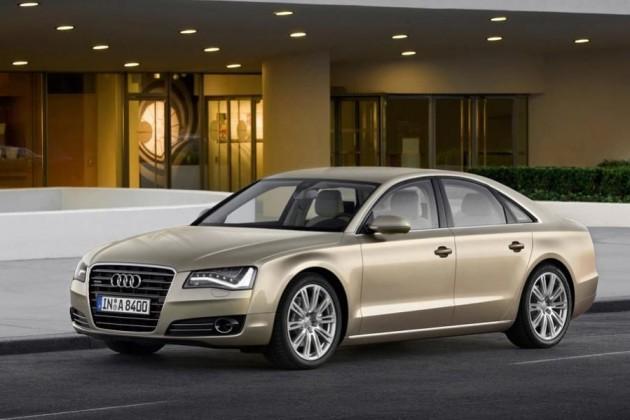 Audi продала рекордные 660 тыcяч автомобилей