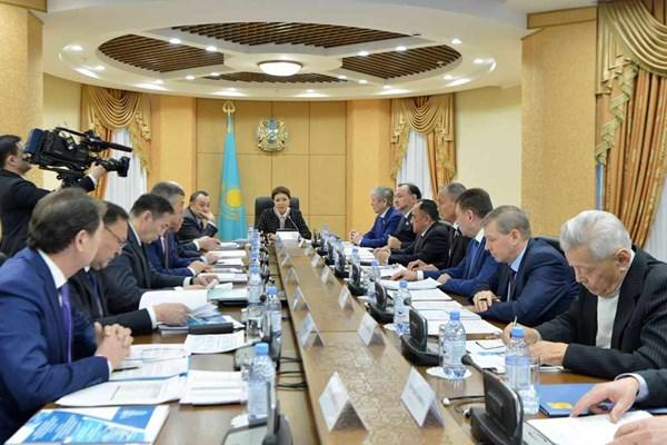 Агентство по водным ресурсам предложили создать в Казахстане