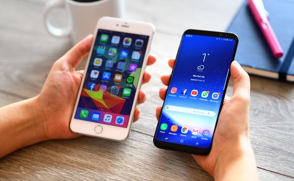 Samsung и Apple сдают позиции Huawei