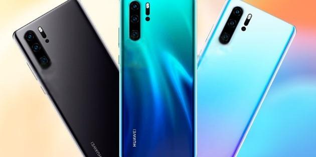HUAWEI представил новую линейку смартфонов