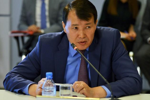 Алик Шпекбаев продолжит борьбу с коррупцией
