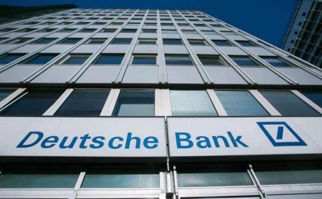 Deutsche Bank может сократить до 20 тысяч рабочих мест