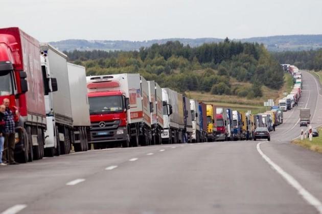 Более 50 млн тенге штрафов заплатят водители тяжеловесных машин