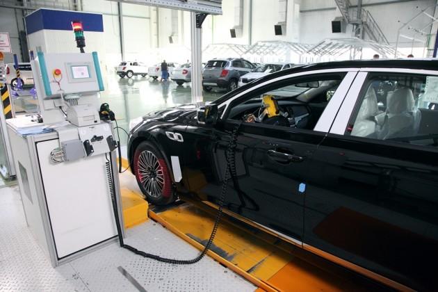 Автопром РК с начала года выпустил почти 16 тысяч авто