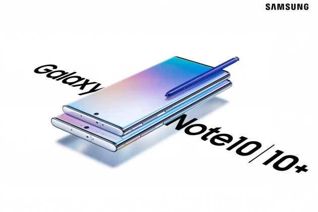 Galaxy Note10/Note10+: одно устройство – любые задачи!
