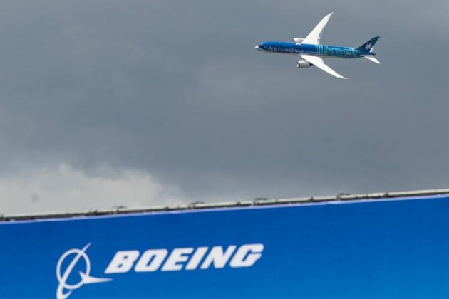 Boeing сократил поставки самолетов на 38%