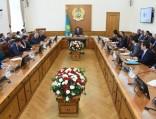 Бакытжан Сагинтаев рассказал о поддержке предпринимательства