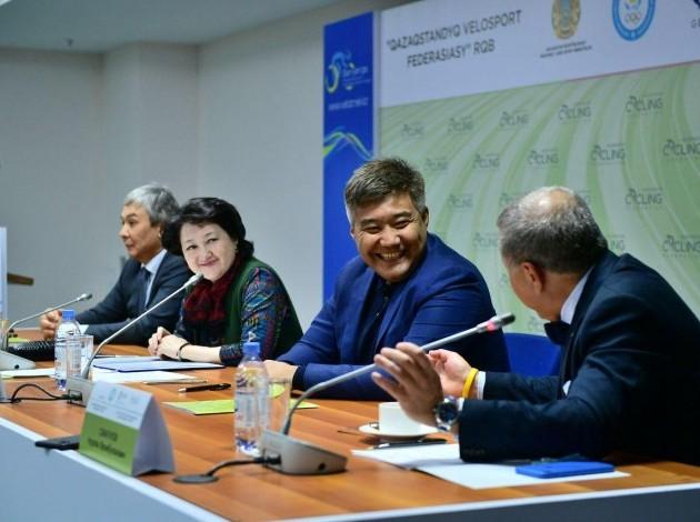 Нурлан Смагулов возглавил Казахстанскую федерацию велоспорта