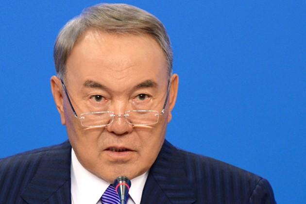 Нурсултан Назарбаев o «двоевластии»: слухи не имеют никакого основания