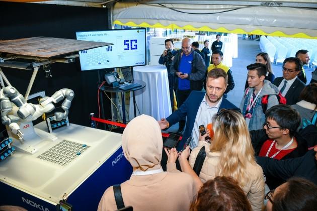 В Шымкенте установлено три станции для сети 5G